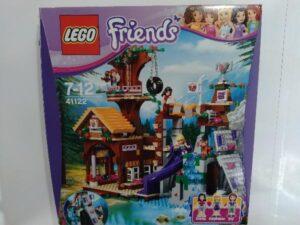 LEGO フレンズ 41122 アドベンチャーキャンプ ツリーハウス